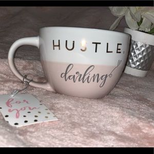 Hustle Darling coffee mug